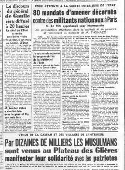 29 Janvier 1960
