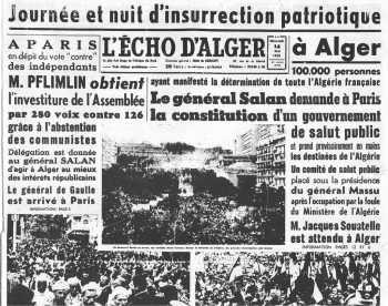 13 Mai 1958