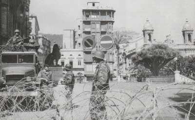 ORAN - 14 Juin 1962 - Place d Armes