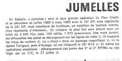 Highlight for Album: Opération JUMELLES