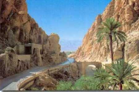 Gorges d'EL-KANTARA