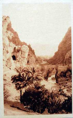 EL-KANTARA - La Porte nord