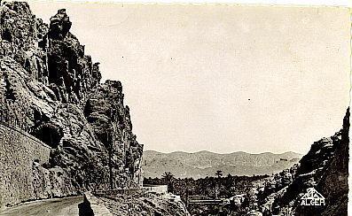 EL-KANTARA - Les Gorges