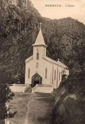 KERRATA - L'Eglise