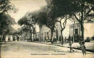 KERRATA - La rue principale