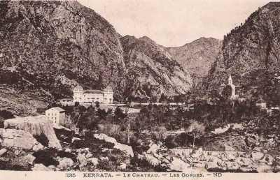 KERRATA - Le Chateau DUSSAIX