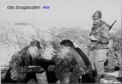 1959 - KIMONO 11 dans le massif de Bougaouden