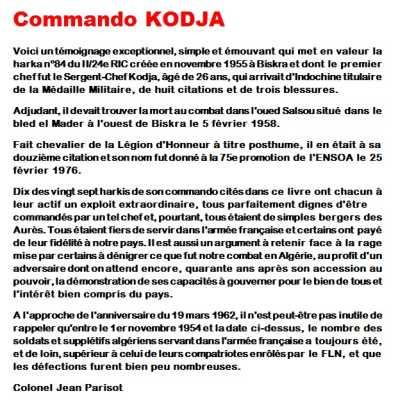 Le Commando KODJA
