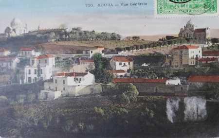 L'Eglise de KOUBA