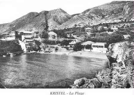 KRISTEL - La Plage