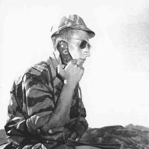 Lieutenant Omar LARADJI