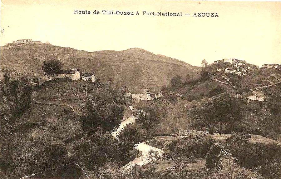 AZOUZA