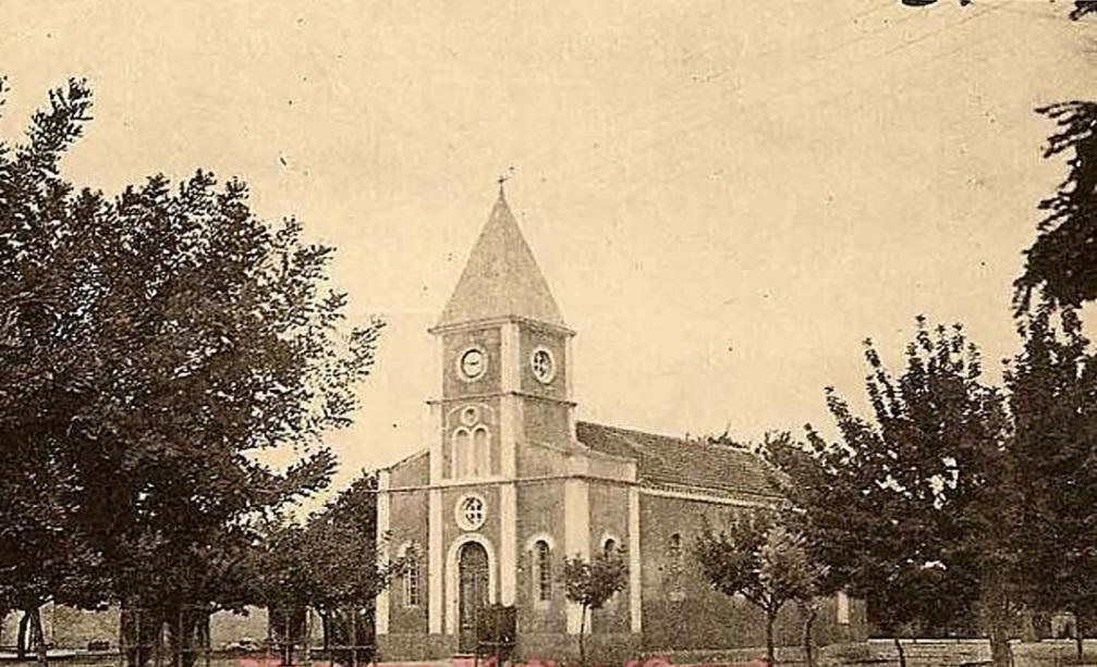 MAOUSSA - L'Eglise