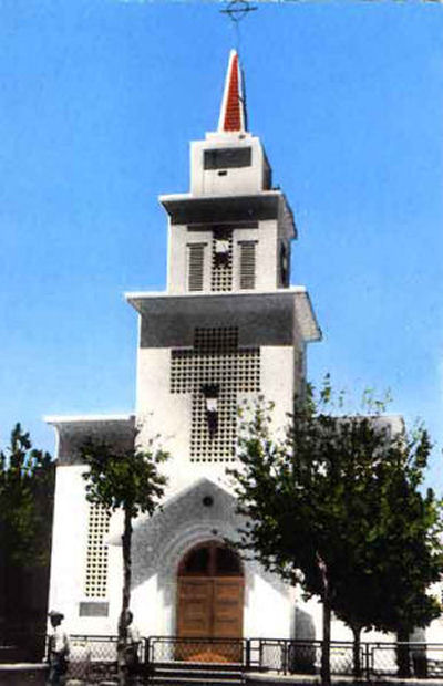 MEDRISSA - l'Eglise