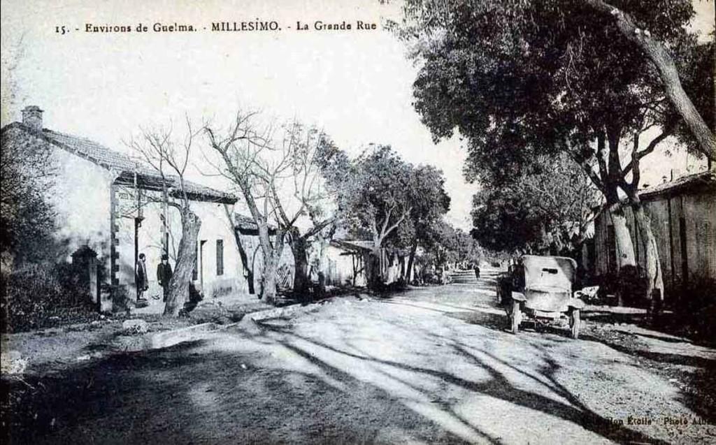 MILLESIMO - La Grande Rue