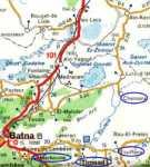 TOUFFANA  a l'est de BATNA