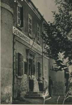 LAFAYETTE - La Gendarmerie