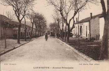 LAFAYETTE - L'Avenue Principale