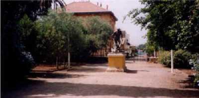 LAFERRIERE - Le laboureur du jardin public
