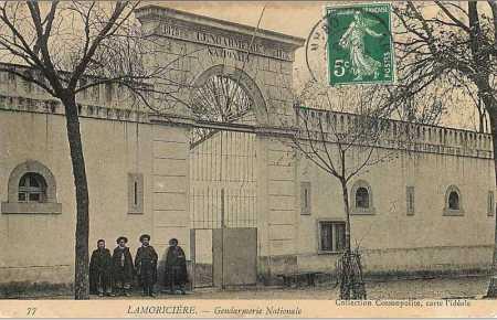 LAMORICIERE - La Gendarmerie