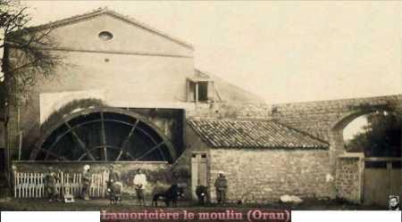 LAMORICIERE - Le Moulin