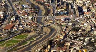 L'Arrach en centre-ville