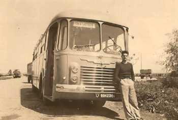 Autobus ORAN - LARTIGUE