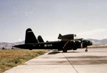 LARTIGUE - un Lockheed Neptune