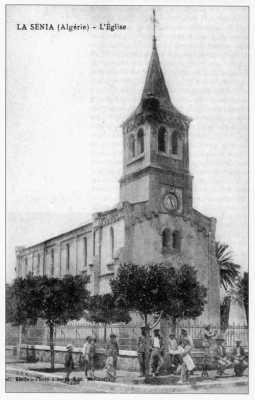 LA SENIA - L'Eglise