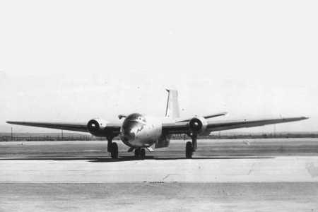 1959 -  LA SENIA  - Le CANBERRA
