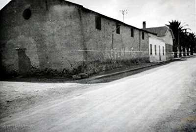 La Ferme d'Auguste THORRIGNAC en 1963