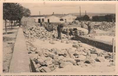 LAVAYSSIERE - LA Mairie en  construction