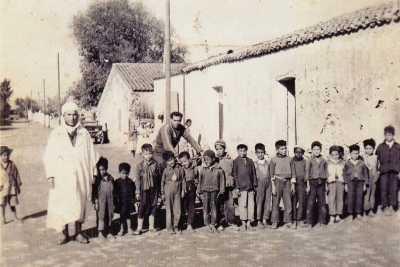 LAVAYSSIERE Classe de l'Ecole Coranique