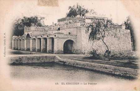 LE KREIDER - La Piscine