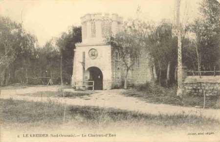 LE KREIDER - Le Chateau d'Eau