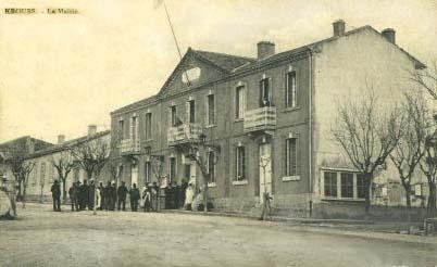 LE KROUBS - La Mairie