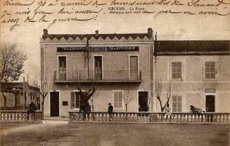 LE KROUBS - Les PTT