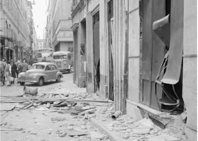 Mars 1962 - Plasticages OAS