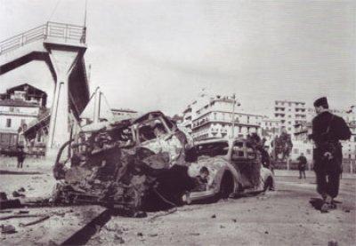 Attentat OAS sur le Port d'Alger