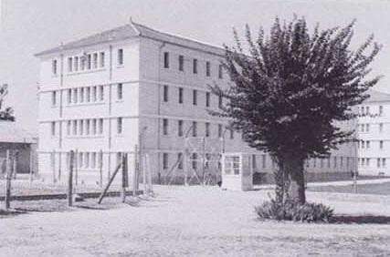 Prison de l'ILE de RE 1961 - 1968