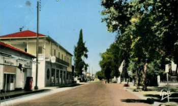 Les ISSERS - La rue principale