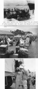 BOUGIE - BONE Embarquement de Harkis