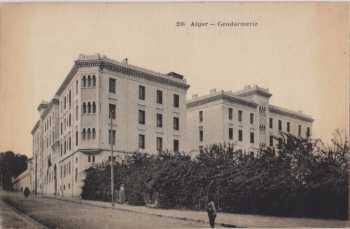 ALGER - La Gendarmerie