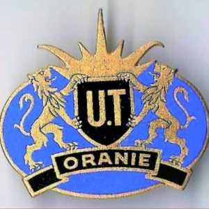 Insigne des UT d'ORANIE