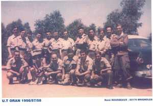 Les UT 1956 - 1958
