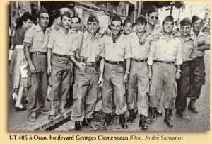 ORAN - L'UT 405, Bd Georges CLEMENCEAU