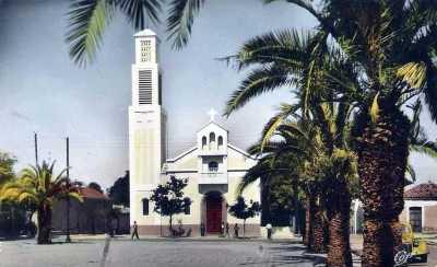 LE TELAGH - L'Eglise