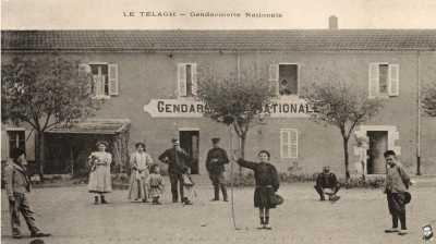 LE TELAGH - La Gendarmerie