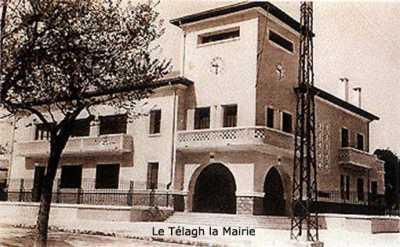 LE TELAGH - La Mairie