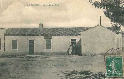 LE TELAGH - La Maison de la Justice